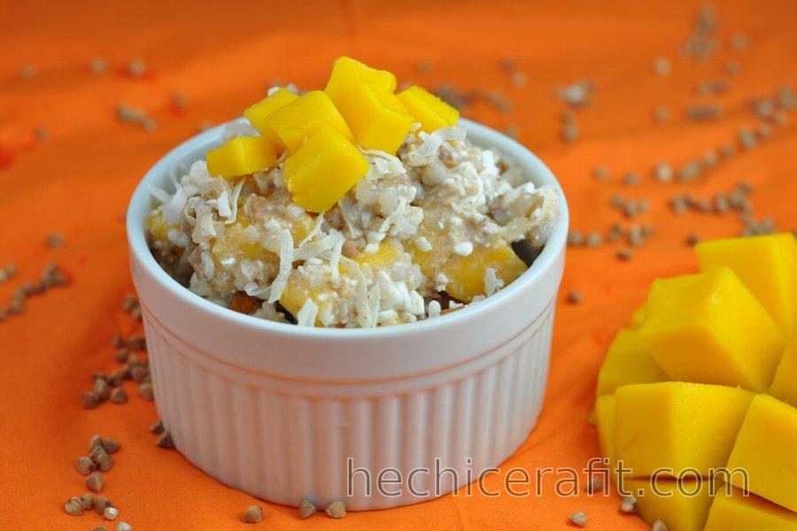Ensalada Saludable con Mango