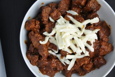 Goulash (estofado húngaro) italiano de carne