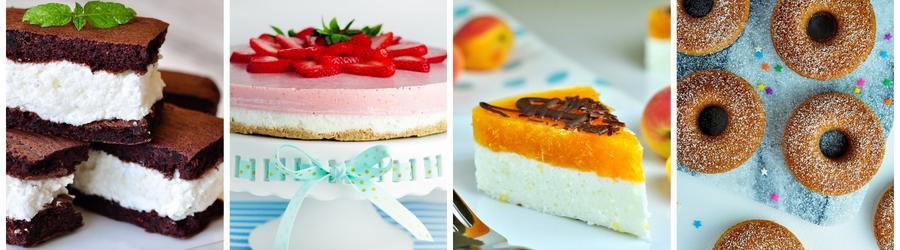 Recetas de postres saludables bajos en calorías para adelgazar