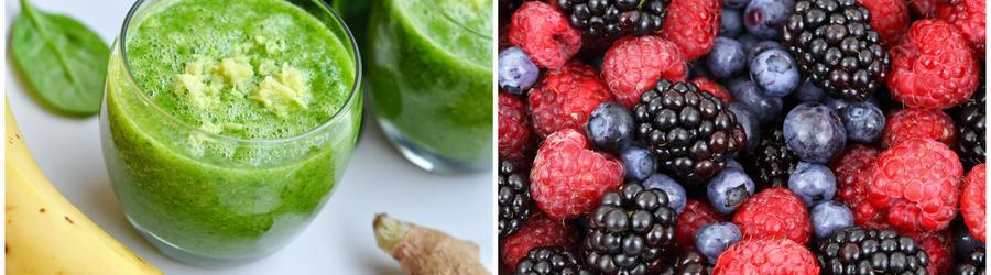 Recetas de batidos y bebidas bajos en carbohidratos