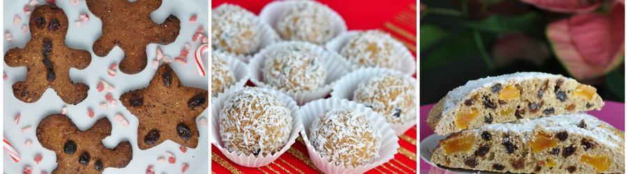 Recetas saludables de navidad y celebraciones sin azúcar