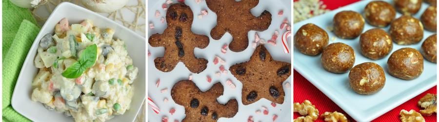 Recetas para celebraciones y navidades altas en proteínas