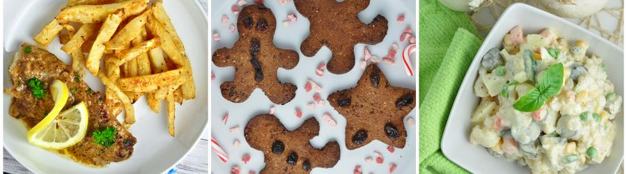 Recetas para celebraciones y navidad sin carbohidratos