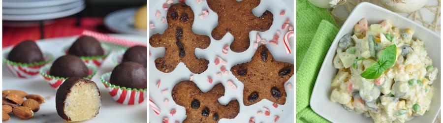 Recetas para celebraciones y navidad sin gluten