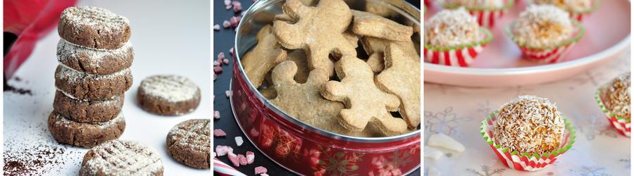 Recetas para celebraciones y navidad sin huevo