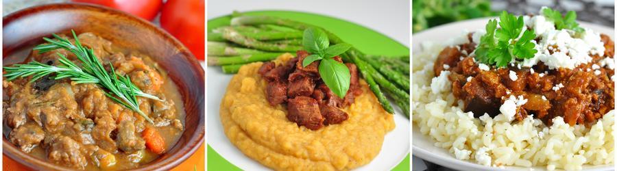 Recetas con carne de res sin gluten