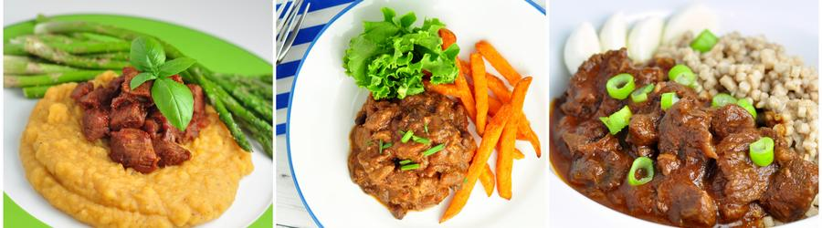 Recetas con carne de res low fat