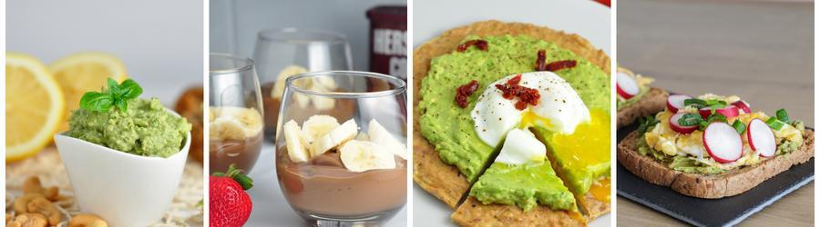 Recetas con aguacate bajas en calorías para adelgazar
