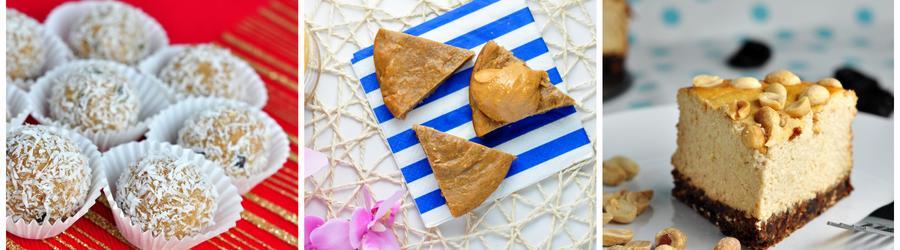 Recetas con mantequilla de maní altas en proteínas