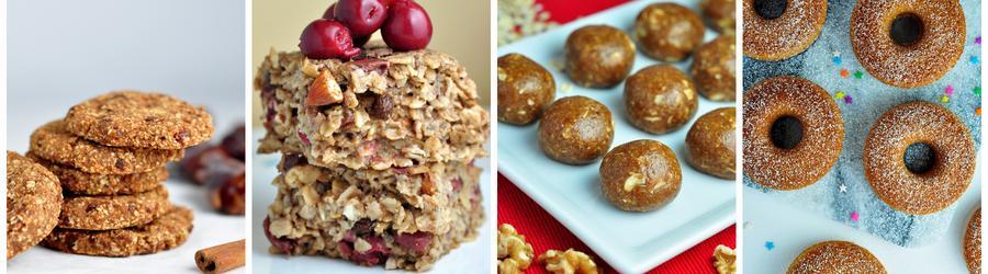 Recetas saludables con avena sin azúcar