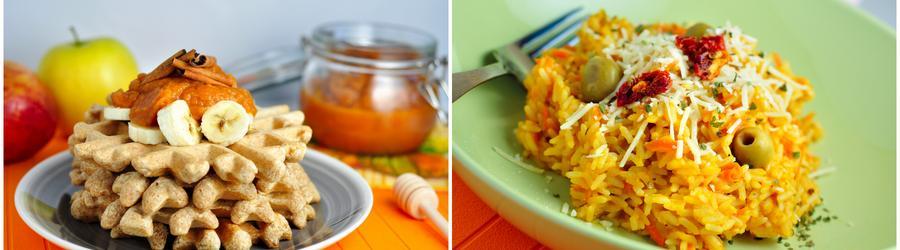 Recetas veganas y saludables con calabaza