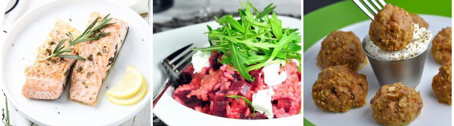 Recetas saludables con salmón sin gluten