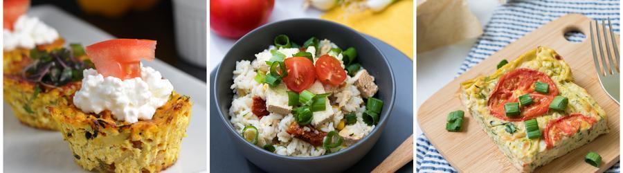 Recetas con tofu altas en proteínas