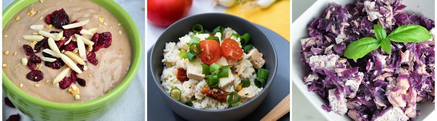 Recetas con tofu sin gluten