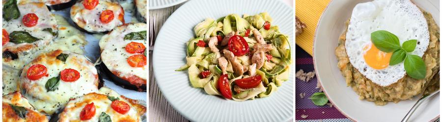 Recetas con vegetales bajas en calorías para adelgazar