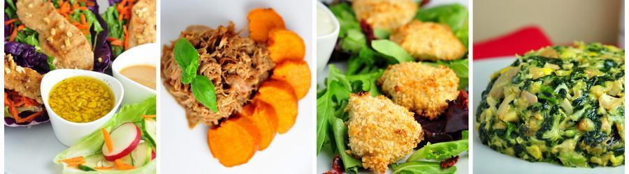 Recetas con pollo fáciles y saludables