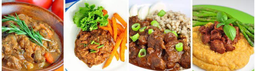 Recetas con carne de res fáciles y saludables