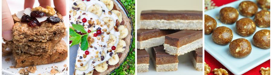 Recetas fáciles y saludables con mantequilla de maní