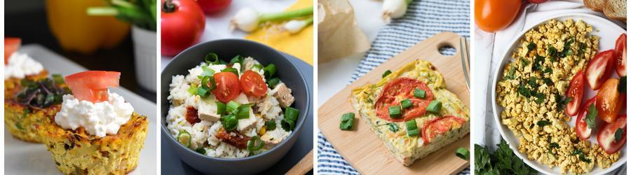Recetas saludables con tofu