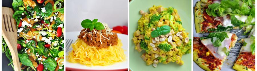 Recetas saludables y fáciles con vegetales
