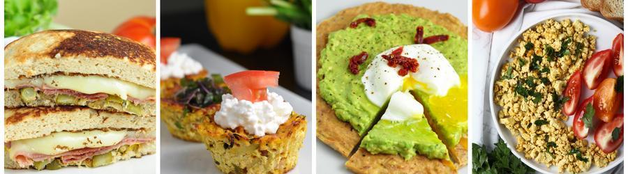 Recetas de desayunos low carb