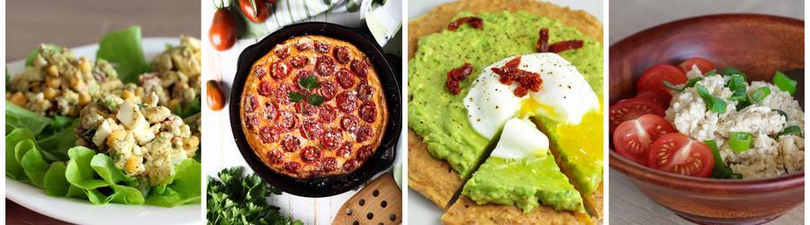 Recetas de desayunos con huevo
